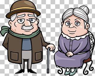 Grandparent Cartoon PNG