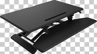 Sit-stand Desk Office Laptop Sitting PNG