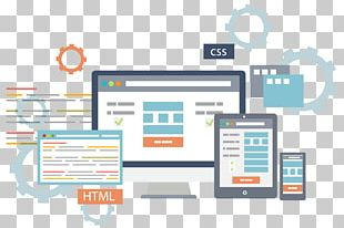 Web Development Responsive Web Design Web Application Development PNG