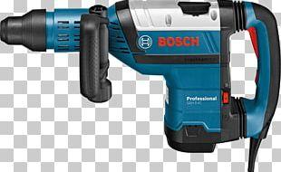 Hammer Drill Robert Bosch GmbH Tool SDS PNG