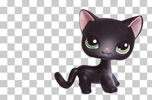 Littlest Pet Shop Cat Toy PNG