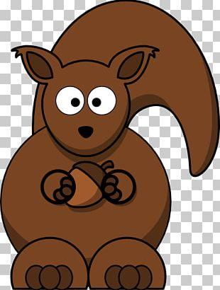 Squirrel Cartoon Chipmunk PNG