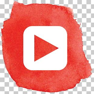 YouTube Social Media Icon PNG