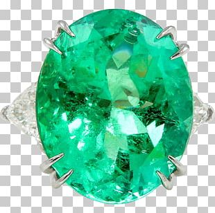 Gemological Institute Of America Emerald Gemstone Jewellery Ring PNG