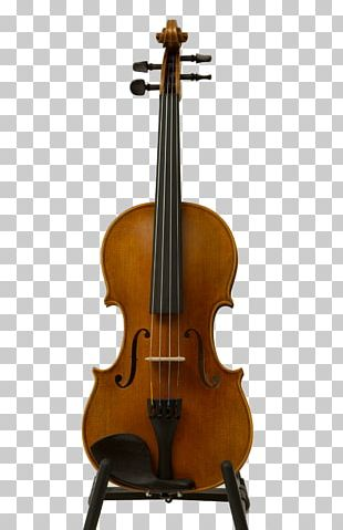 Stradivarius Cremona Violin String Instruments Viola PNG
