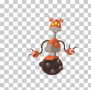 Robot Euclidean Fototapeta Rotation PNG