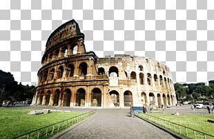 Colosseum Palatine Hill Roman Forum Capitoline Hill Temple Of Peace PNG