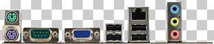MicroATX CPU Socket Socket AM3+ Motherboard PNG