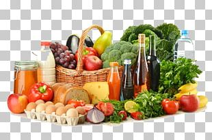 Organic Food Milk Food Gift Baskets PNG