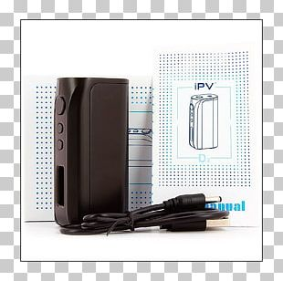 Electronic Cigarette Vaporizer Temperature Smoking Electric Battery PNG