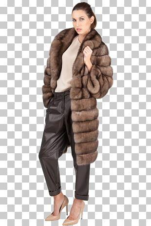 Pyatigorsk Fur Clothing Arctic Fox Coat PNG