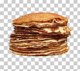 Pancake Huge Stack PNG