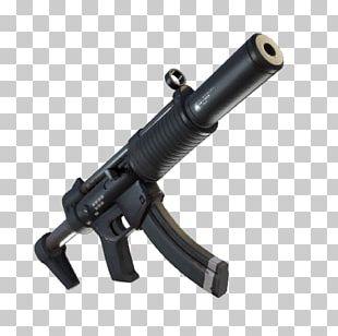 Fortnite Battle Royale Submachine Gun Weapon Battle Royale Game PNG