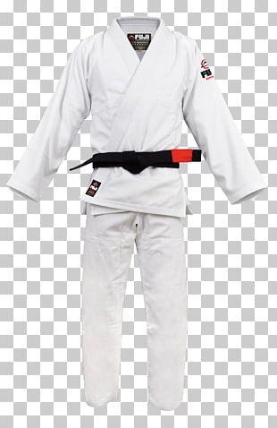 Brazilian Jiu-jitsu Gi Kimono Rash Guard Belt PNG