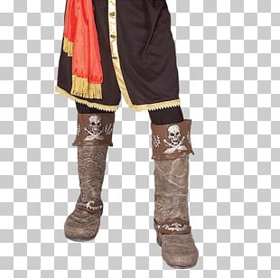 Buccaneer Boot Jack Sparrow Costume Piracy PNG