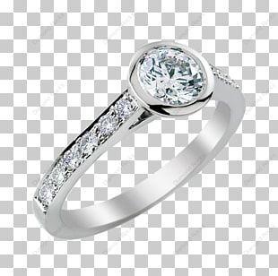 Wedding Ring Jewellery Gemstone Engagement Ring PNG