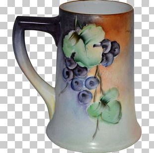 Coffee Cup Ceramic Mug Pottery Pitcher PNG