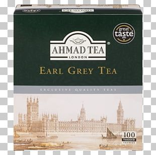 Earl Grey Tea English Breakfast Tea Green Tea Ahmad Tea PNG