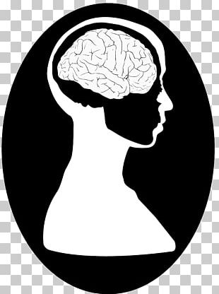 Brain Human Head Silhouette Human Body PNG