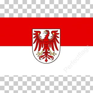 Brandenburg An Der Havel States Of Germany Flag Of Brandenburg Flag Of Germany PNG