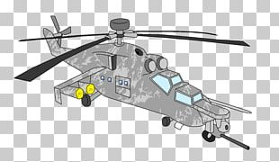 Helicopter Rotor Radio-controlled Helicopter Military Helicopter PNG