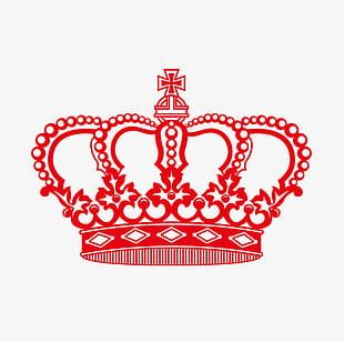 Red Crown Logo PNG