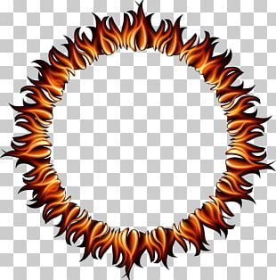 Ring Of Fire Light Flame PNG