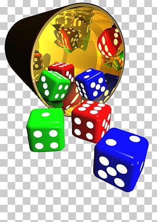 Dice Game Board Game Gambling PNG