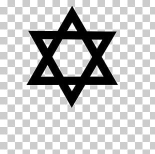 Key Words In Judaism Star Of David Symbol Jewish People PNG