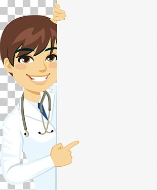 Physician Illustration PNG