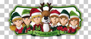 Santa Claus Lutin Père Noël Christmas Ornament PNG