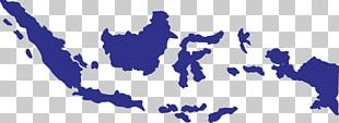 Flag Of Indonesia City Map Blank Map PNG