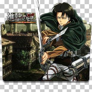Eren Yeager Mikasa Ackerman Attack On Titan Levi Anime PNG