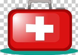 First Aid Kit Drug Health Care PNG