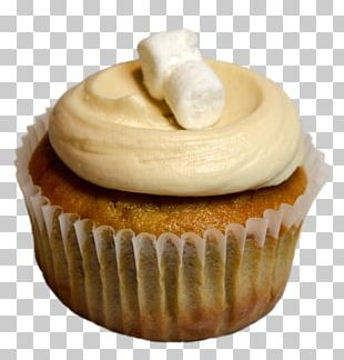 Cupcake Frosting & Icing Carrot Cake Cream Muffin PNG
