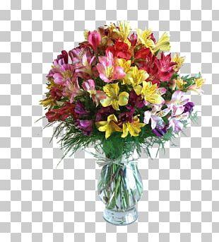 Flower Bouquet Floristry Smile PNG