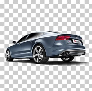 Audi S6 Exhaust System Audi RS7 Audi RS 6 PNG