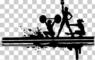 Physical Fitness Silhouette Physical Exercise Yoga Fitness Centre PNG