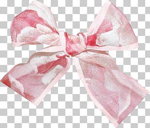 Pink Ribbon Art PNG