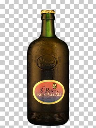 Liqueur Glass Bottle Beer Wine Ale PNG