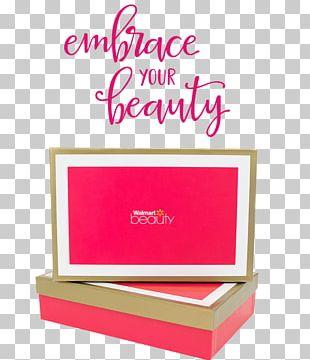 Box Brand Walmart Cosmetics PNG