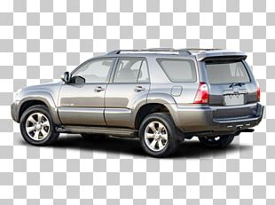 Compact Sport Utility Vehicle 2008 Toyota 4Runner 2016 Toyota 4Runner PNG
