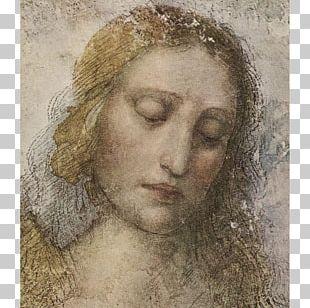 The Last Supper Self-portrait St. John The Baptist Pinacoteca Di Brera Drawing PNG