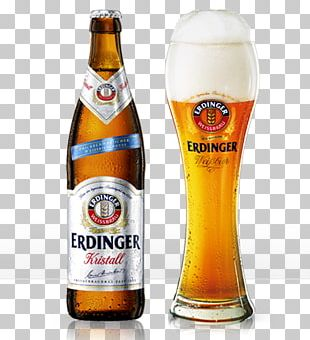Wheat Beer Erdinger Dunkel German Cuisine PNG