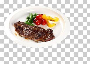 Beefsteak Steak Au Poivre Frying Sirloin Steak PNG