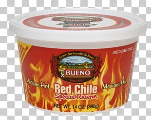 Sauce Chili Pepper Flavor New Mexico Chile PNG