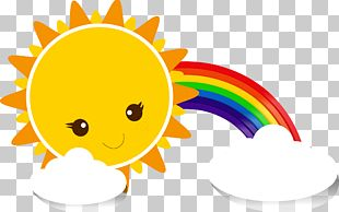 Sky Cartoon Yellow PNG