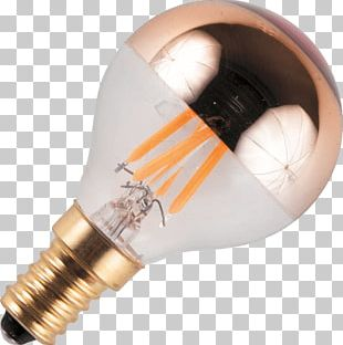 LED Filament LED Lamp Edison Screw Light-emitting Diode PNG