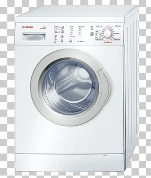 Washing Machines Clothes Dryer Laundry Home Appliance Robert Bosch GmbH PNG