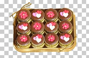 Praline Petit Four Muffin Chocolate Ischoklad PNG